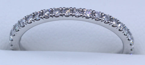 Princess Diamond Halo Ring, 1.20 cts. Center Diamond