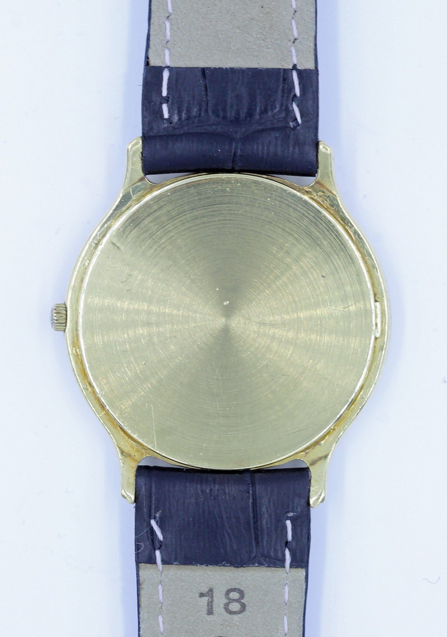Vintage 18K Gold Bucherer Watch, SOLD
