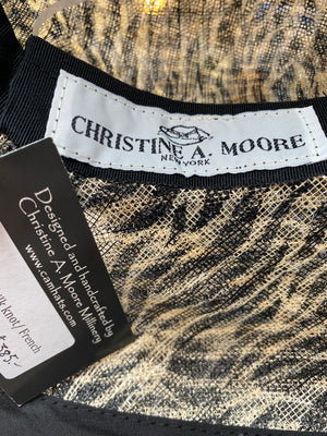 Pre-Owned  New Christine A. Moore Designer Hat, SALE, SOLD