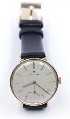 Vintage 14K Gold Zenith Watch, SOLD