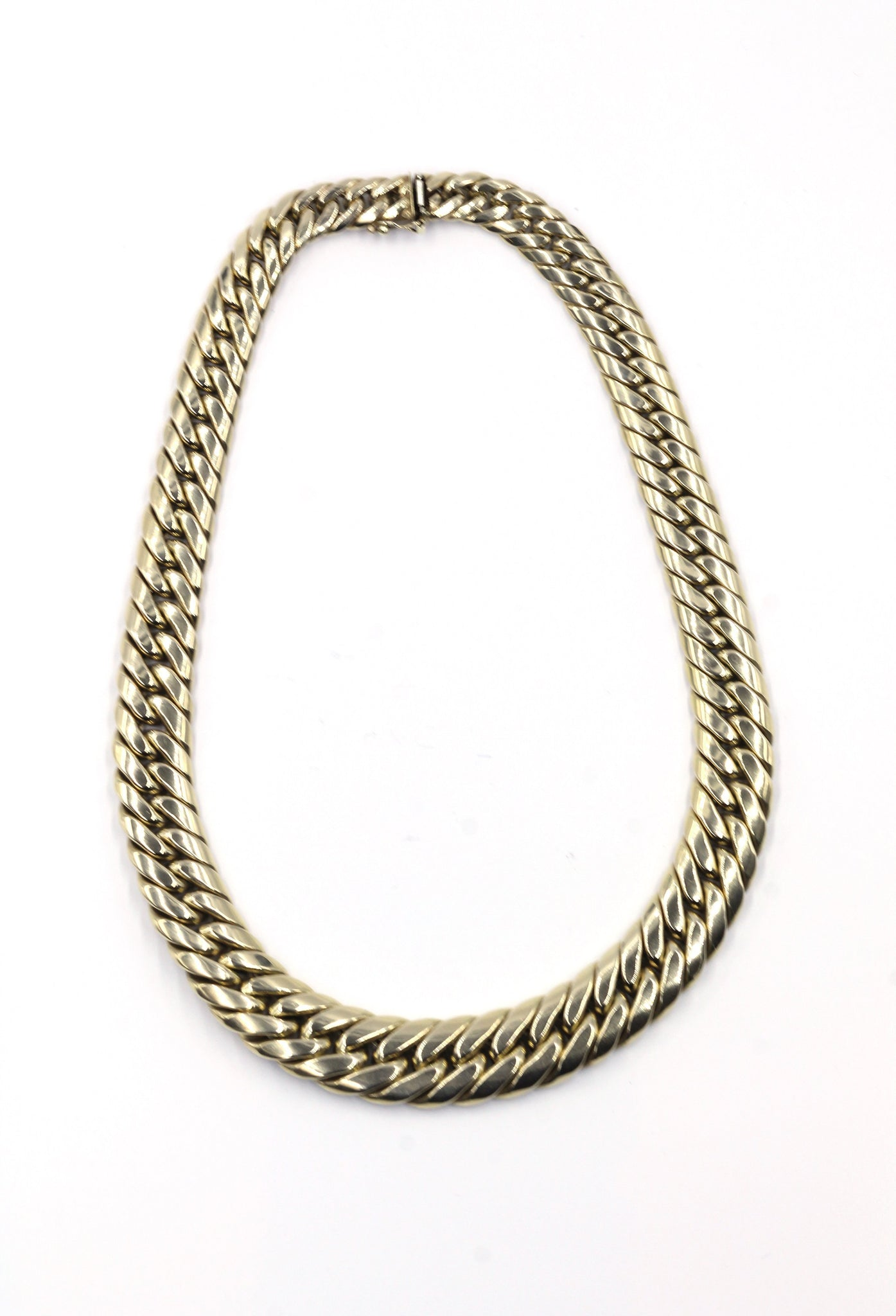 Vintage Gold Link Chain, SOLD
