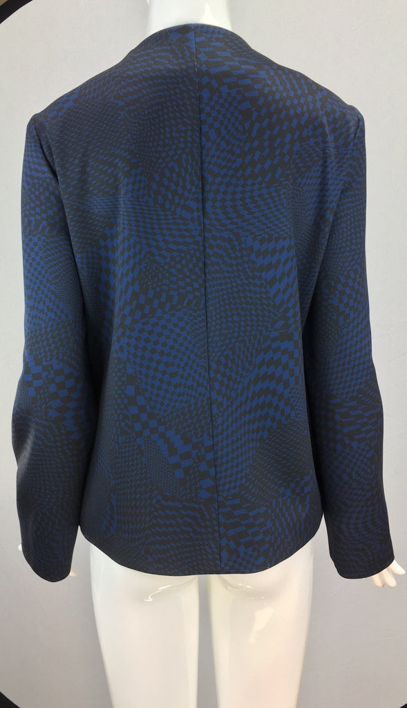 Janet Deleuse Designer Tech-Knit Jacket, Sold