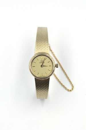 Vintage Gold Omega Watch, SALE