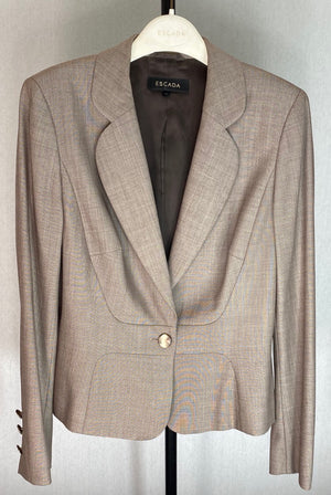 Pre-Owned Escada Jacket and Skirt Suit
