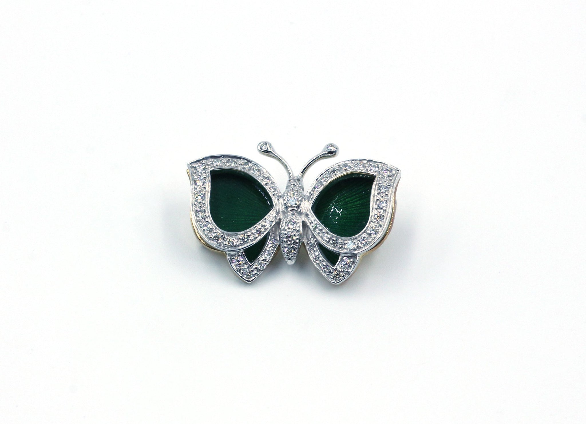 Vintage Butterfly Pin, SOLD