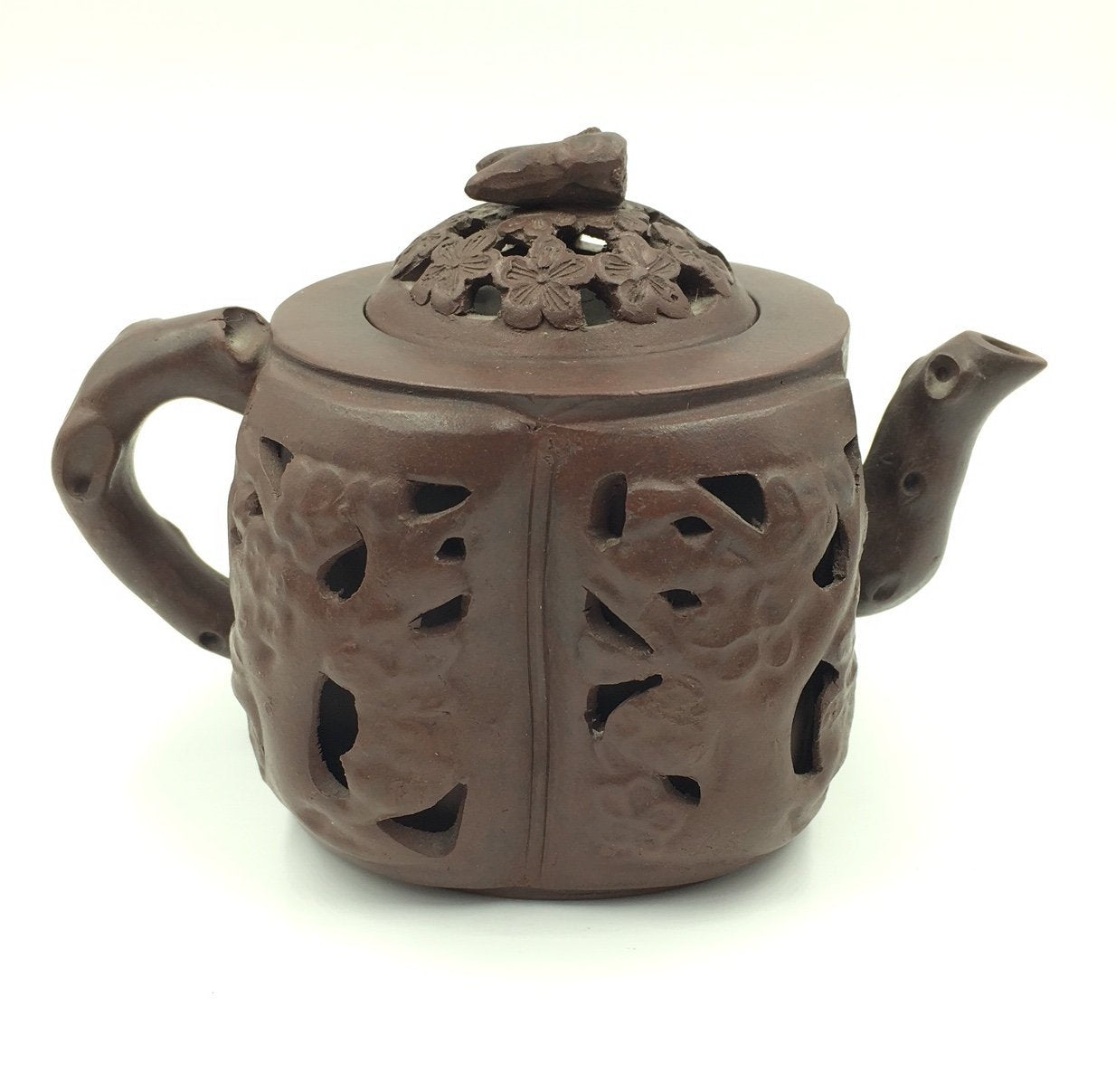 Vintage Clay Teapot, SOLD