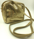 New Vintage Whiting & Davis Handbag, SALE