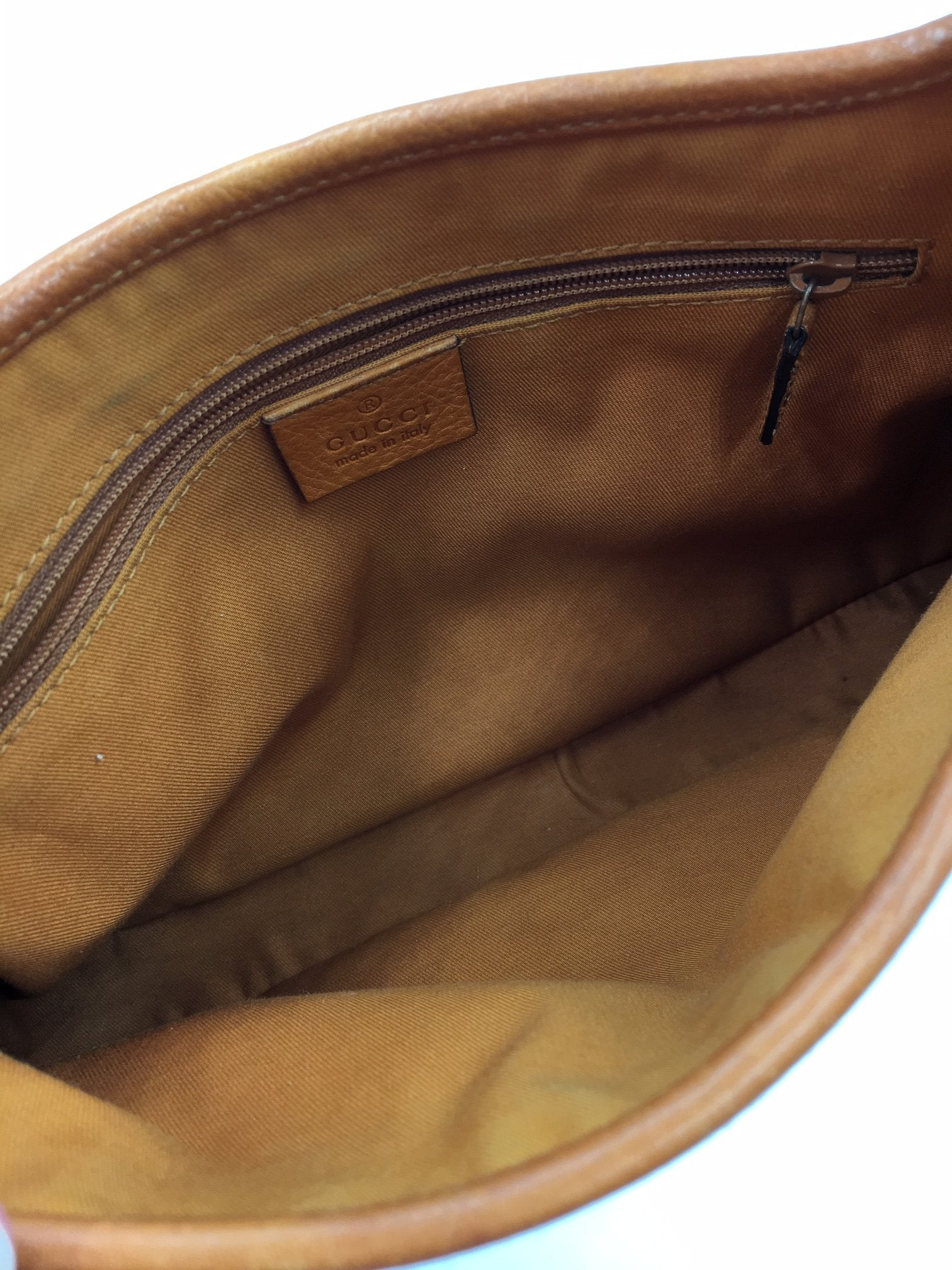 Vintage Gucci Saddlebag Handbag, SOLD