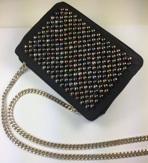 Janet Deleuse Designer Cultured Pearl Bag, SOLD