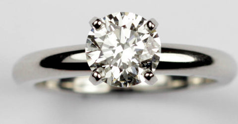 Vintage Engagement Diamond Ring