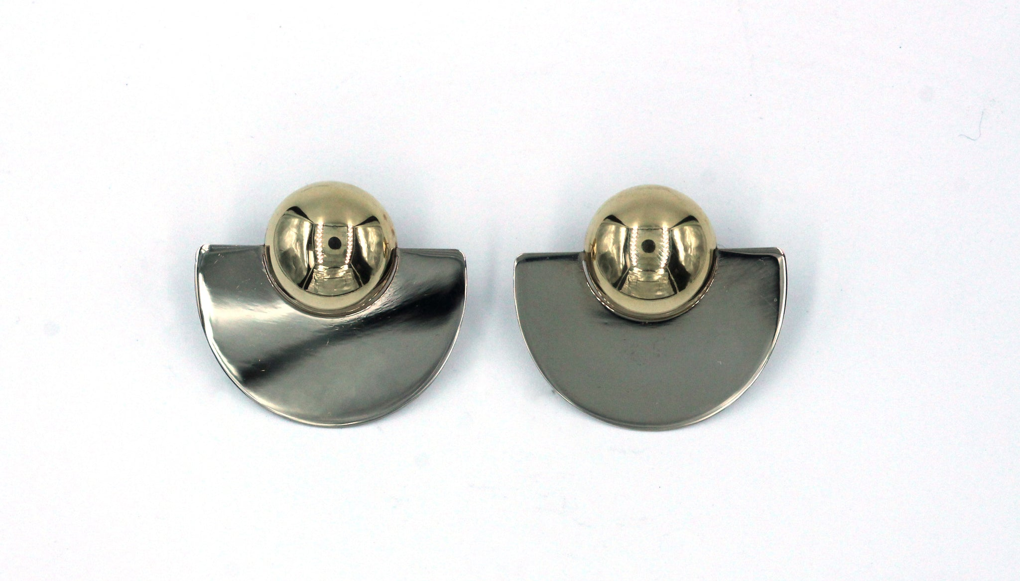 Vintage 18k Gold Earrings, SOLD