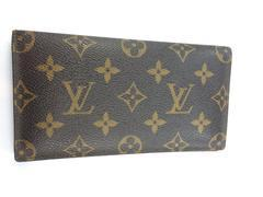 Vintage Louis Vuitton Monogram Checkbook Cover, SUPER SALE, SOLD
