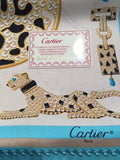 Pre-Owned Cartier Silk Scarf, SUPER SALE, SOLD
