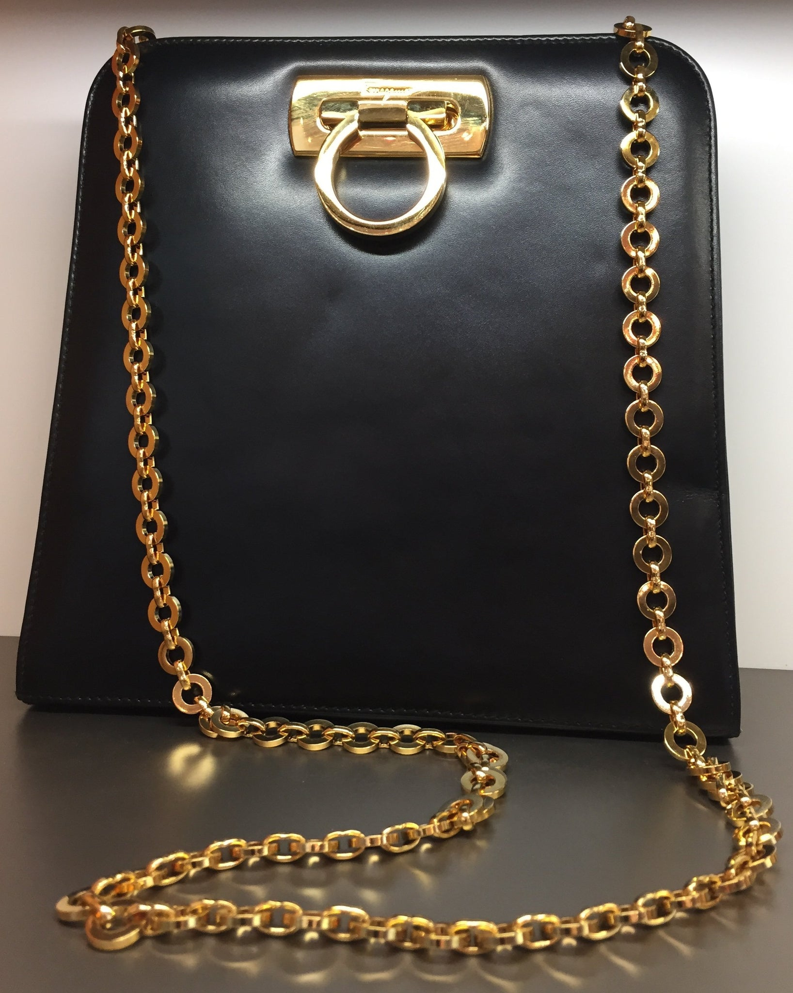 Vintage Salvatore Ferragamo Handbag, SALE, SOLD