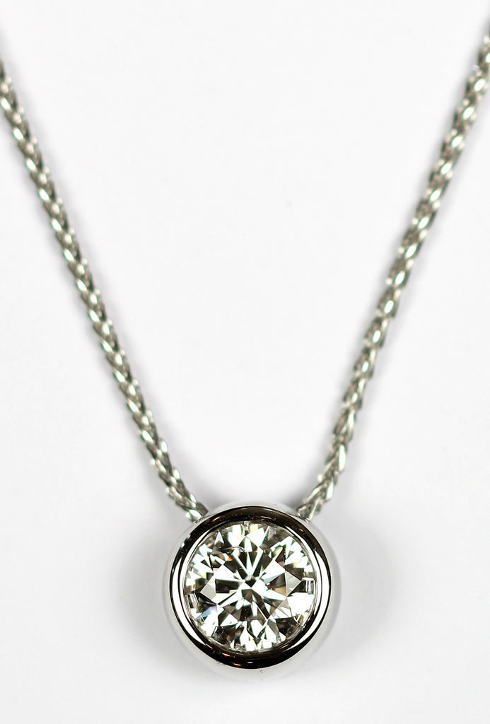 Deleuse Designer Diamond Pendant, SOLD
