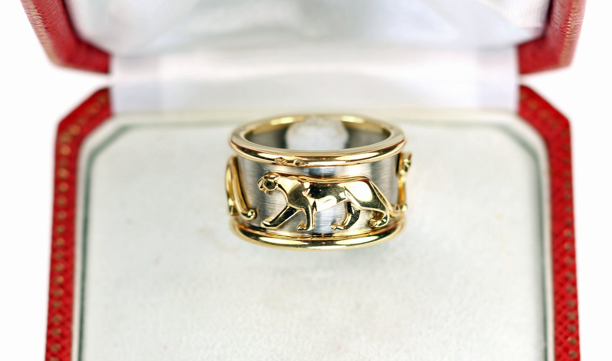 Vintage Cartier Panther Ring, SALE, SOLD