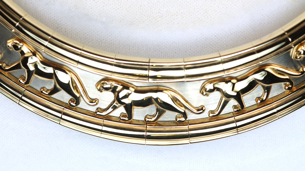 Cartier Panther Necklace