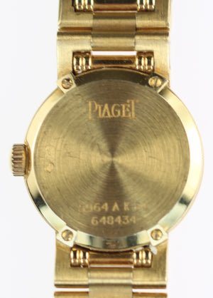 Vintage Ladies Gold and Diamond Piaget Watch, SUPER SALE, SOLD
