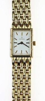Vintage Ladies 14k Gold Bracelet Concord Watch, SALE