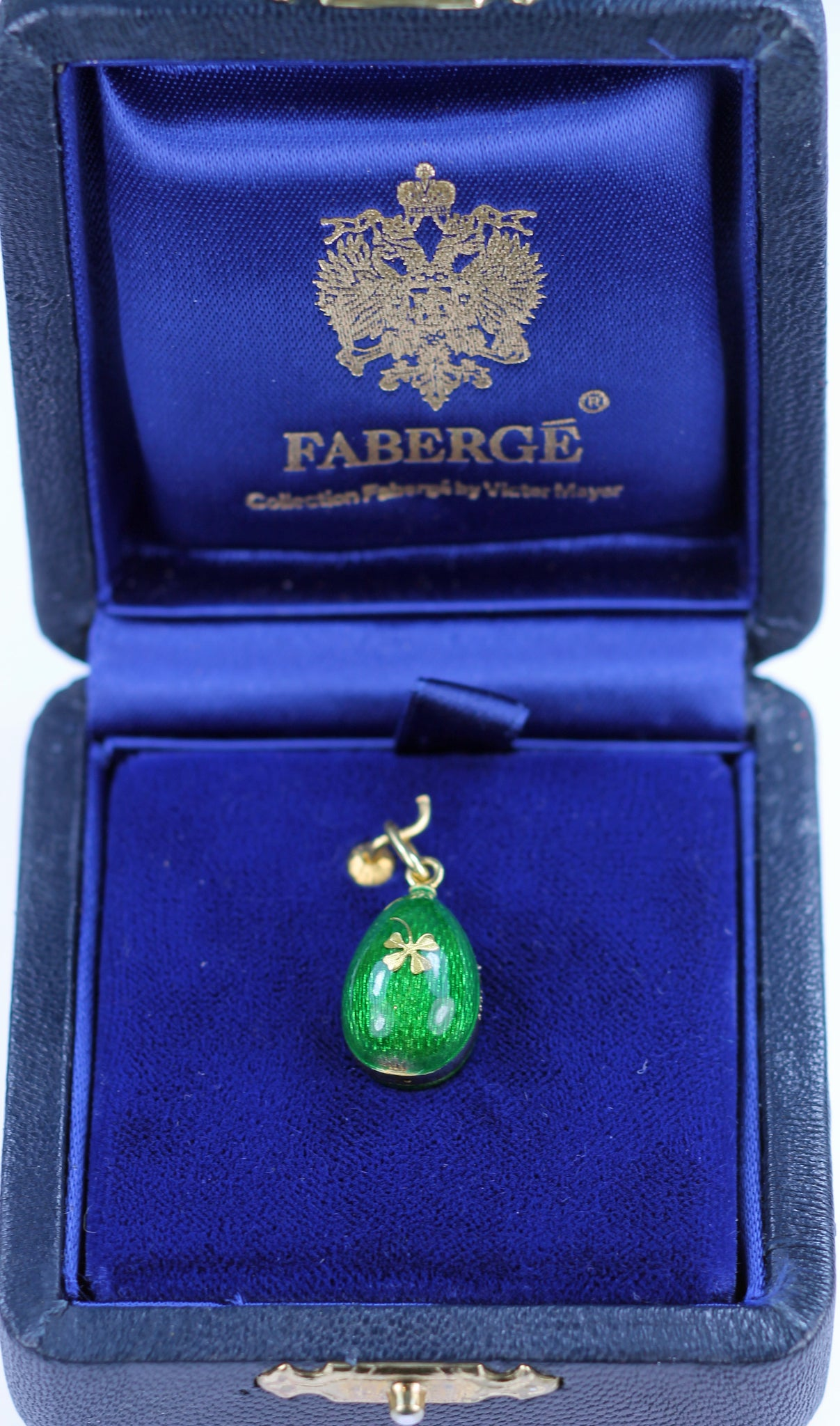Authentic Faberge Egg