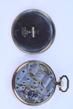 Vintage Gold Longines Pocket Watch, SALE, SOLD