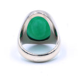 Vintage Jade Ring, SOLD