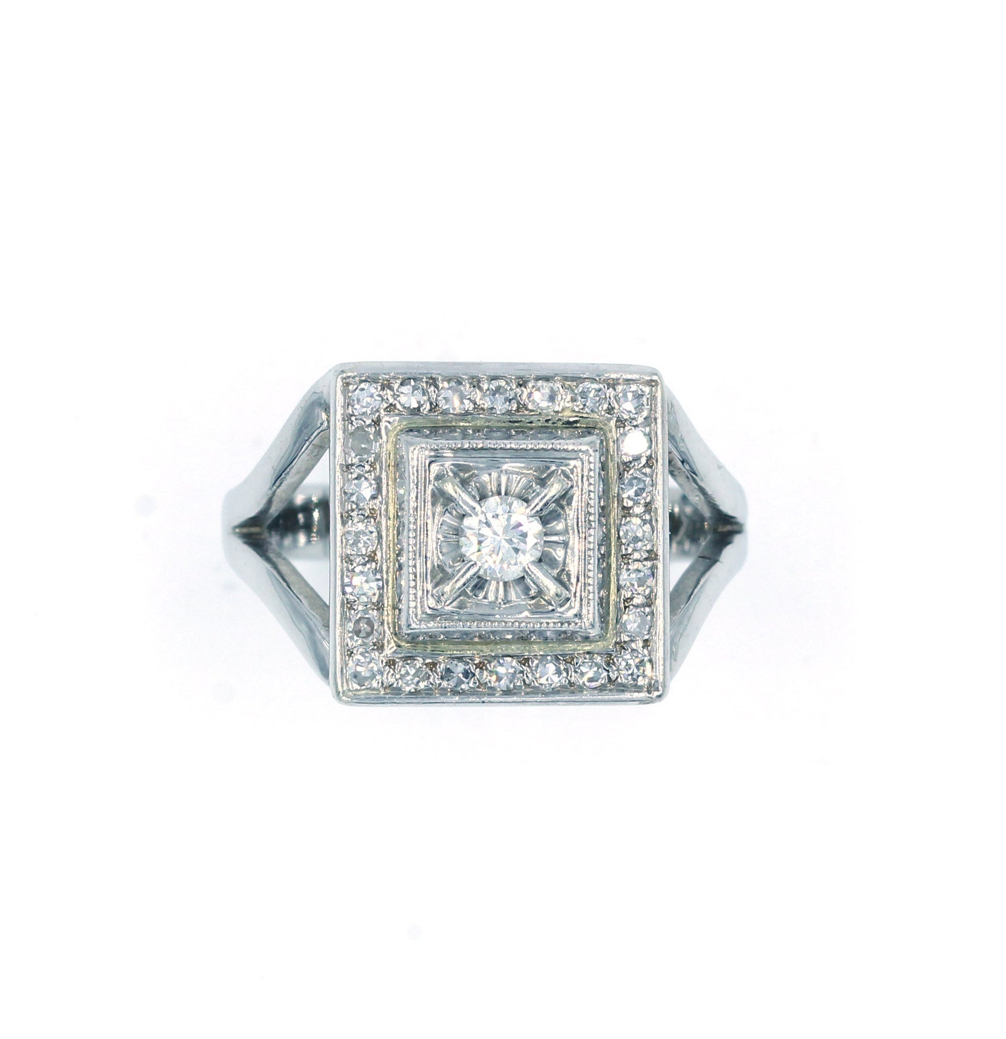 Vintage Diamond Ring, SALE, SOLD