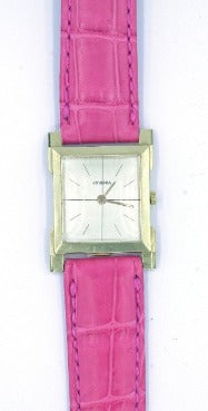 Vintage Ladies Juvenia 18k Gold Watch, SOLD