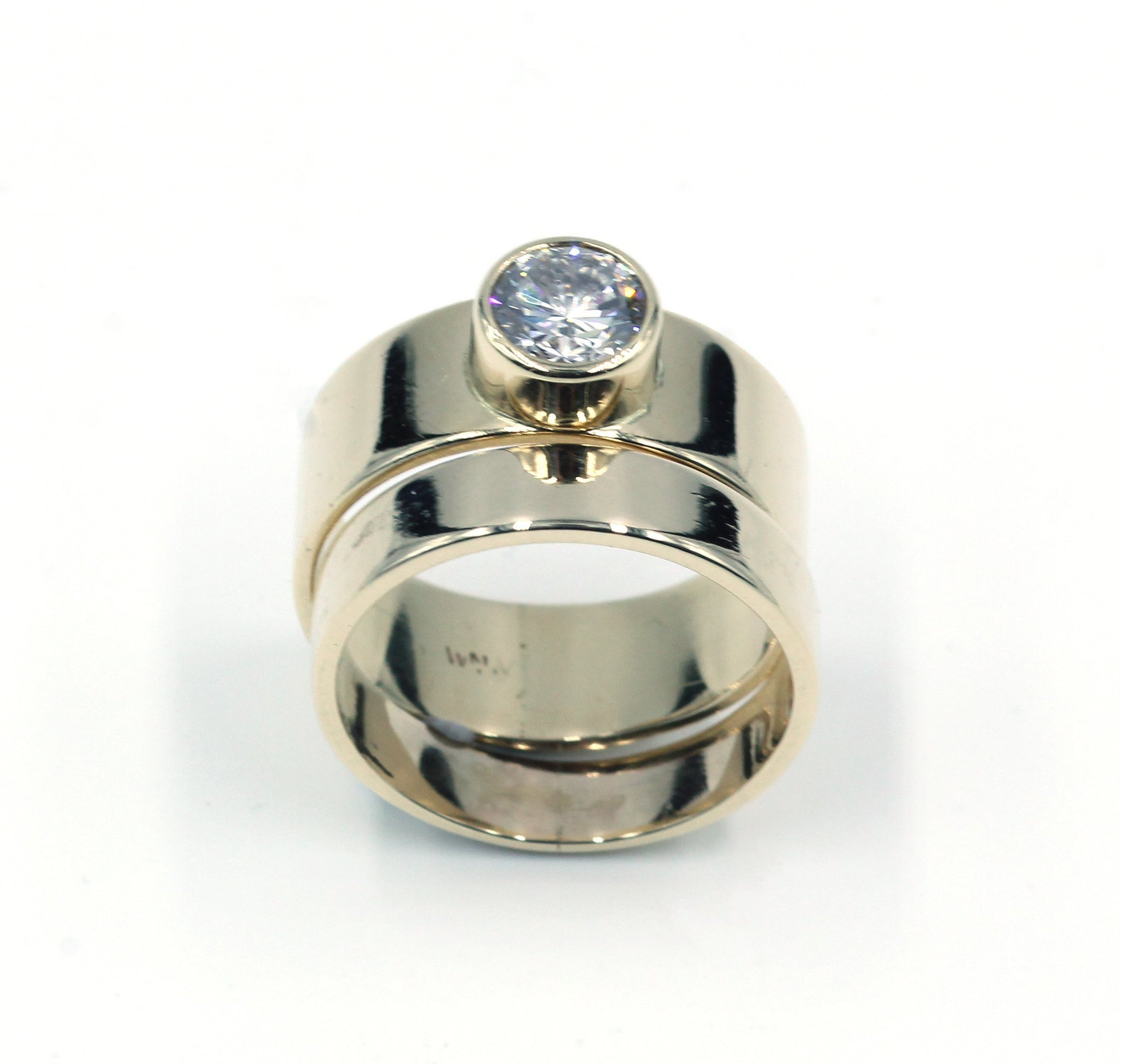 Vintage Diamond Ring, SOLD