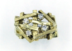 Vintage Diamond Ring, SUPER SALE, SOLD