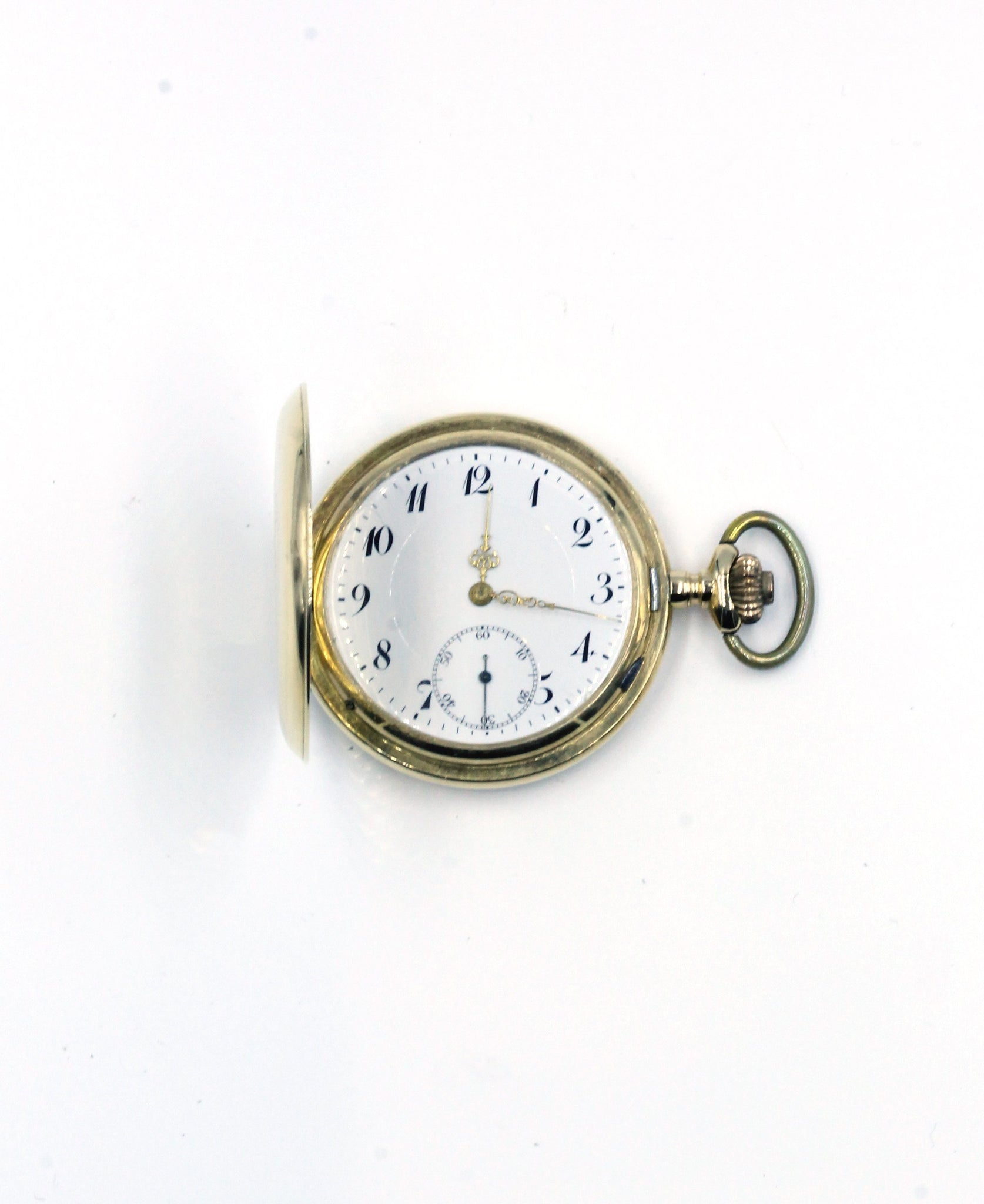 Vintage 14K Gold Pocket Watch, SALE, SOLD
