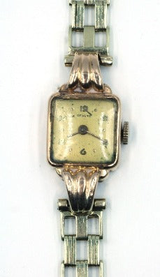Vintage Ladies Gold Geneve Watch, SUPER SALE, SOLD