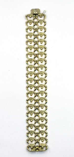 Vintage 18K Gold Bracelet, SALE, SOLD