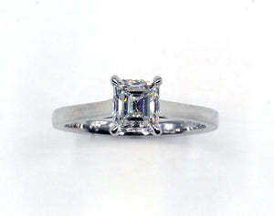 Deleuse Diamond Ring, SOLD