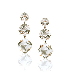 Goshwara Rock Crystal Earrings