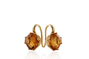 Goshwara Citrine Earrings
