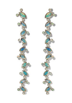 Jennifer Rabe-Morin Opal Earrings
