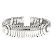 Sterling Silver Bangle Cuff Bracelet, SOLD