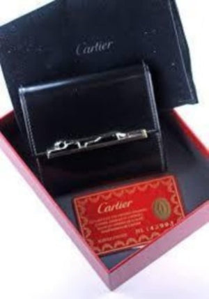 Vintage Cartier Panther Women's Wallet, SOLD