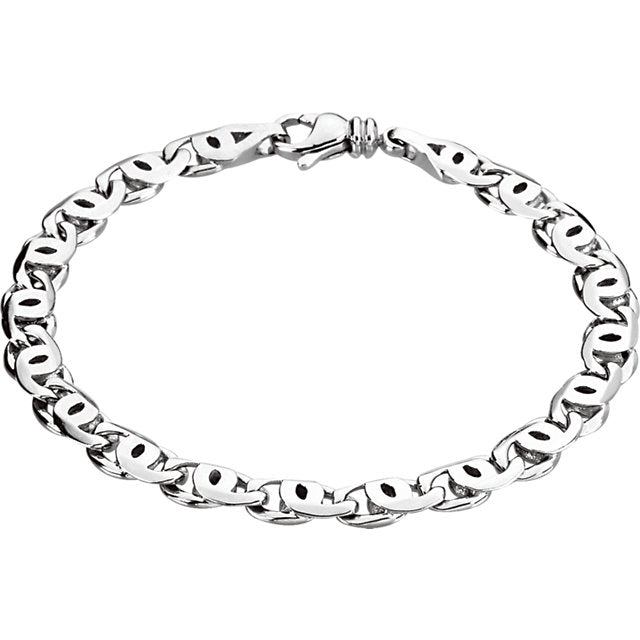 Platinum Link Bracelet, SALE, SOLD