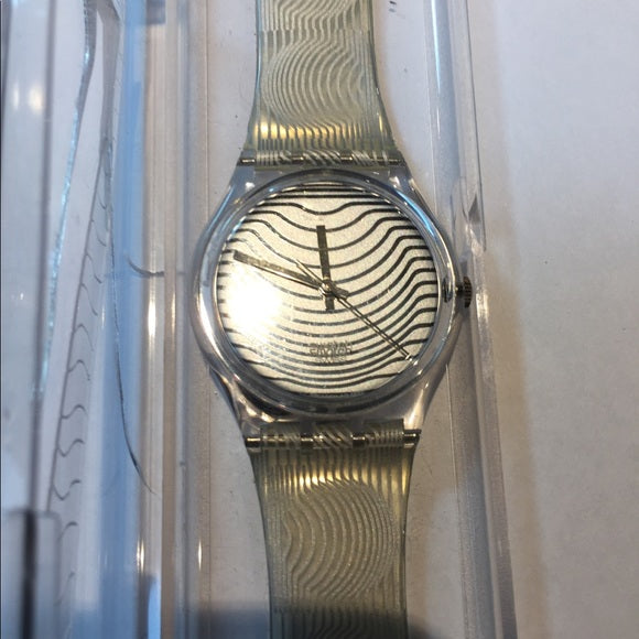 RARE! New Collector's Artist Vasarely Swatch, SALE, SOLD