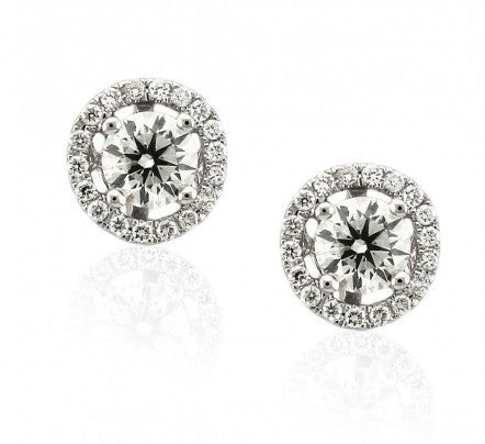 Deleuse Diamond Earrings