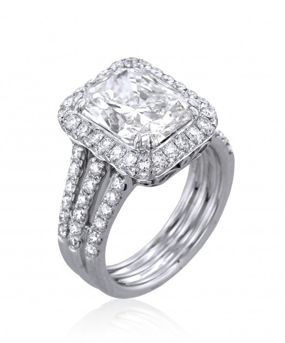 Diamond Ring, SOLD