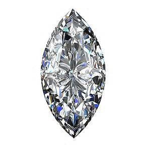 2.00 cts. Marquise Shape Loose Diamond