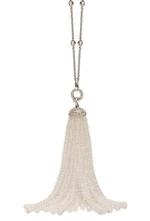 Goshwara Designer Tassel Necklace