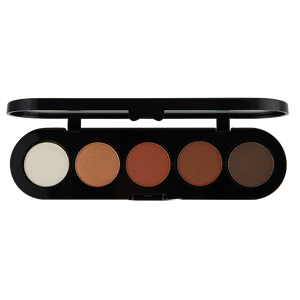 Paleta De 5 Sombras T15 (Honey Brown)