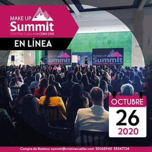 Makeup Summit 2020 EN LINEA