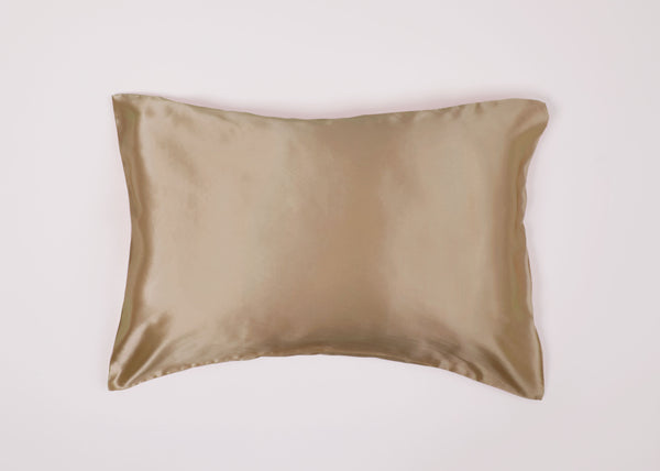 Stellar Silk Pillowcase - Caramel