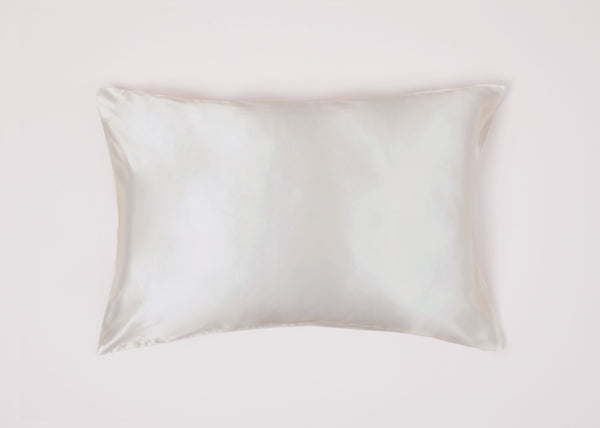 Stellar Silk Pillowcase - Ivory