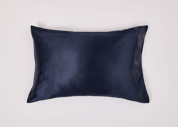 Stellar Silk Pillowcase | Navy